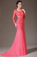 [EUR 129,99] eDressit 2014 New Lace Top Long Sleeves Mother of the Bride Dress (26140902)   les plus belles robes de soirée   Scoop.it