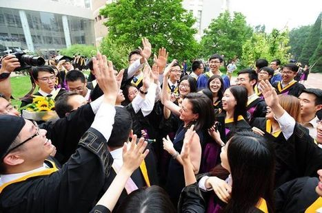 Sheryl Sandberg Commencement Address in China: 4 Wishes For The Class of 2015 | Teacher Learning Networks | Scoop.it