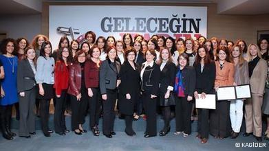 Turkish businesswomen make a difference - Deutsche Welle   Girl Power!   Scoop.it