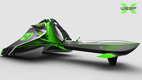 - Wesp - The Ultimate Water Craft | Building Information Modeling | Scoop.it