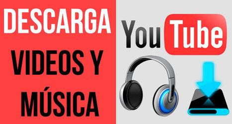 Herramientas para descargar videos de YouTube | Con visión pedagógica: Recursos para el profesorado. | Scoop.it