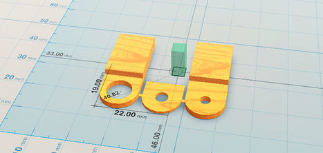 Tinkercad - Design physical things in your browser | Educational Technology Tools and Tips | Scoop.it
