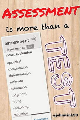LeadLearner: 5 Ways to Assess Learning without Giving a Test ::by John Wink | TEFL & Ed Tech | Scoop.it