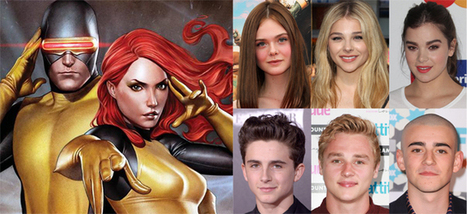 New Actors and Actresses Rumored to be Up for Cyclops and Phoenix in X-Men: Apocalypse - Comingsoon.net | Le cinéma, d'où qu'il soit. | Scoop.it