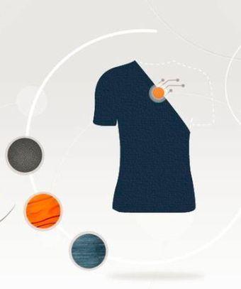 CES : Cityzen Sciences surfe sur la vague des vêtements connectés | Galenus Regeneratio | Scoop.it