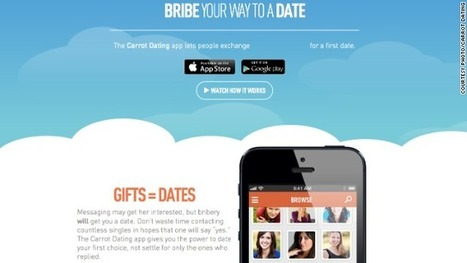 The most crass dating app ever? | Online Dating | Scoop.it