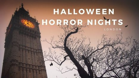 Halloween Horror Nights in London | Business Meetings Places In North London | Scoop.it