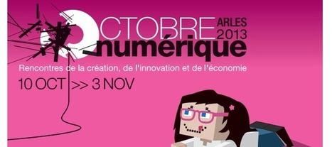 Octobre numérique par la ville d'Arles du 10 oct. au 3 nov ... | Transmédia et Musées | Scoop.it
