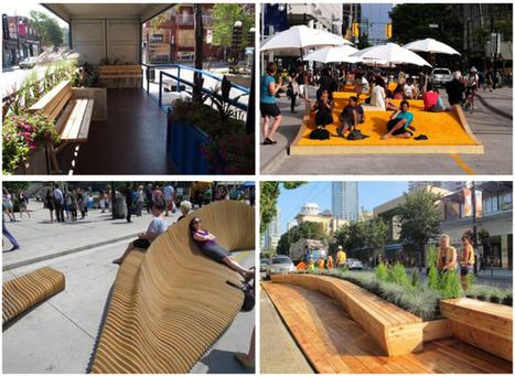 Transformer le stationnement, jouer avec les mots et réinventer l'espace public | Innovation urbaine, ville créative | Scoop.it