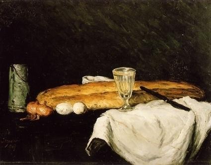 Paul Cézanne, Emile Zola : Confidences | Arts et Culture | Scoop.it