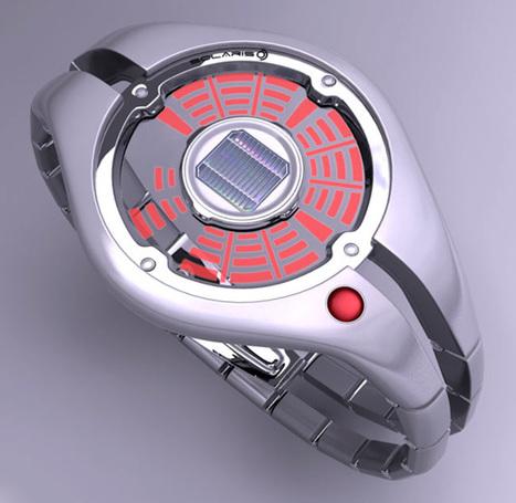 Solaris Series Concept Watches by Olivier Demangel   Art, Design & Technology   Scoop.it