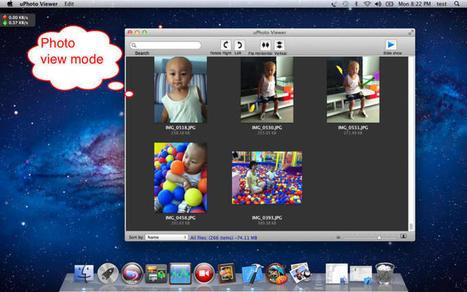 uPhoto Quick Viewer pour Mac | Chroniques libelluliennes | Scoop.it