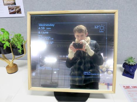 $100 Smart Mirror Pi | Open Source Hardware News | Scoop.it