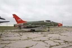 QF-100D Super Sabre – Walk Around | History Around the Net | Scoop.it