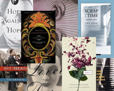 Women in Translation Month: Books by Women That Have Won the PEN Translation Prize | PEN America | On Translation | Scoop.it