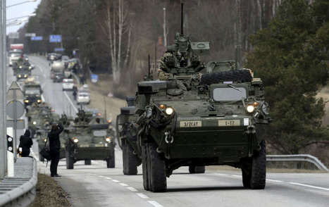 The United States and NATO Are Preparing for a Major War With Russia   Everything Is Broken   Scoop.it
