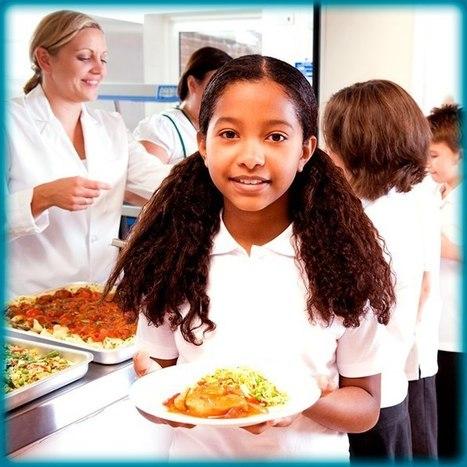 The Great Cafeteria Debate: Is the School Lunch Program Improving? | Babies, Children, and Teens - Alternative Health News | Scoop.it