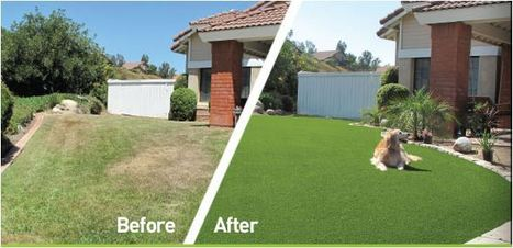 Hire Professional Artificial Grass Landscaping Services   Landscaping and Weed Control   Scoop.it