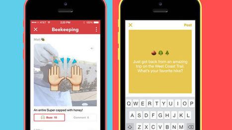 Avec Rooms, Facebook remet les salons de discussion au goût du jour | Libertés Numériques | Scoop.it