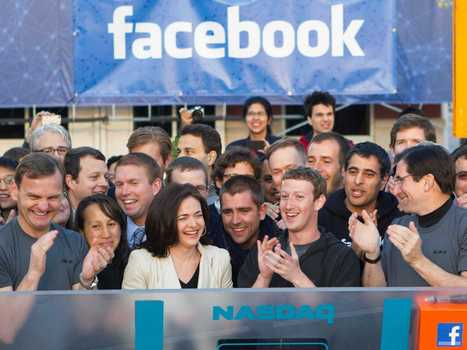 Facebook's Demographics Show Why No Other Social Network Can Match Its ... - Business Insider | Social media statistics 2013-2014 | Scoop.it
