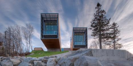 25 Contemporary Building Designs That Are Making A Splash In The ... - Huffington Post | Architecture, Building Design, Interior Design | Scoop.it