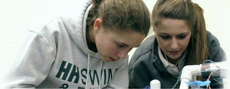 STEM :: Home | those cool geeky girls | Scoop.it