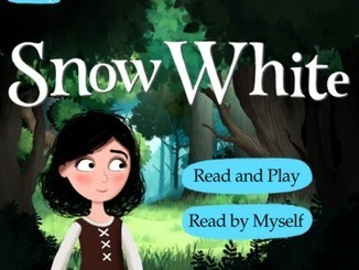 Snow White by Nosy Crow for iPad - Digital Storytime's 5-Star Review | Publishing Digital Book Apps for Kids | Scoop.it