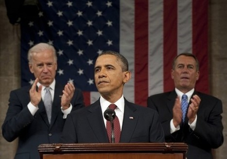 READ: The President's State of the Union address | Littlebytesnews Current Events | Scoop.it