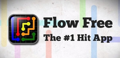 Flow Free - Applications Android sur GooglePlay | Android Apps | Scoop.it