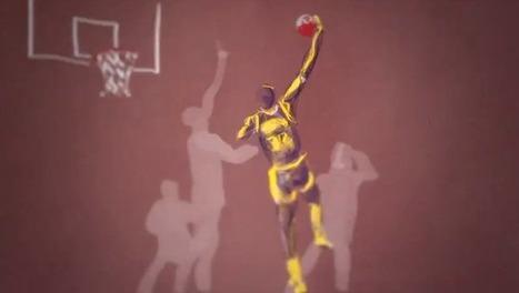 Spot de la finale NBA by ESPN | Coté Vestiaire - Blog sur le Sport Business | Scoop.it