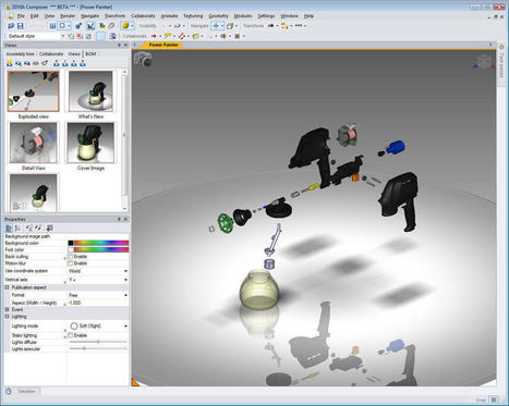 SolidWorks Composer | SolidWorks Composer Software | 3DVIA Composer | 3-D Product Design & SolidWorks vendor in Singapore | Scoop.it