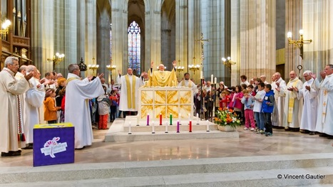 Diocèse de Nantes – 12 octobre 2013 : Nantes – Messe diocésaine de l'Action Catholique | Cathédrale saint Pierre et saint Paul de Nantes | Scoop.it