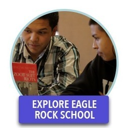 Mission and Philosophy - Eagle Rock School & Professional Development Center | alternative learning | Scoop.it