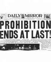 December 5th marks 80th anniversary of Prohibition repeal - eTurboNews.com | Cassie Presto - Amendment 18 | Scoop.it