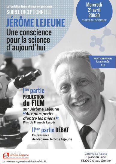 """""""Une conscience pour la science d'aujourd'hui"""" Jérôme Lejeune   Voir et prier   Scoop.it"""