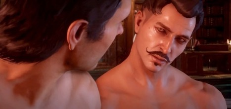 Le jeu gay-friendly « Dragon Age: Inquisition » récompensé - TÊTU | Jeux video LGBT | Scoop.it