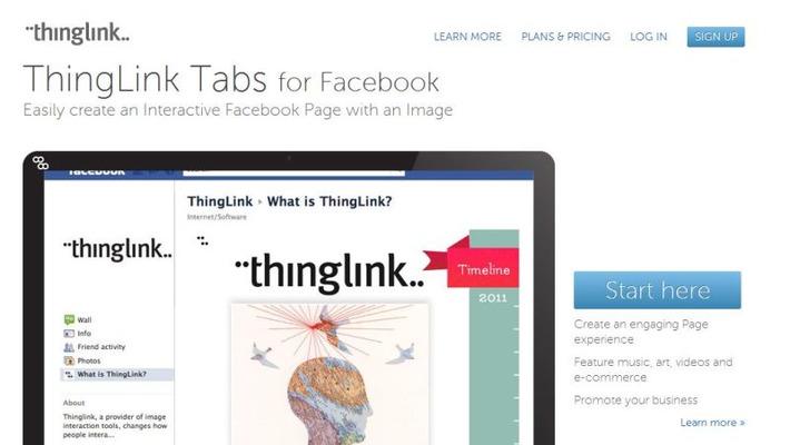 Thinglink: Interactieve afbeeldingen maken voor het digibord   Edu-Curator   Scoop.it