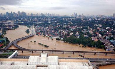 Alertes climatiques pour les villes asiatiques côtières | Renewables Energy | Scoop.it
