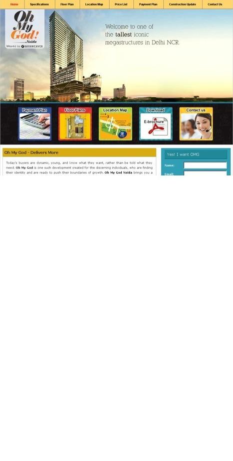 Omg Retail Space Noida | Omg-noida | Scoop.it
