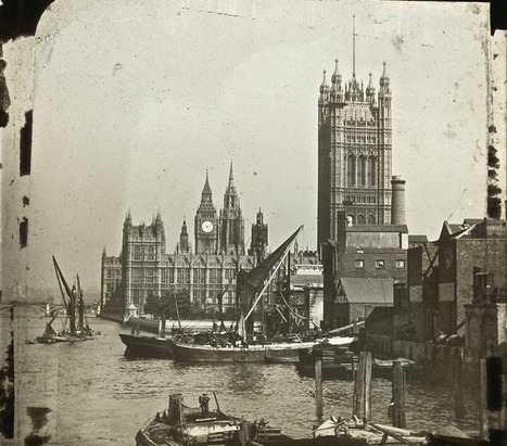 The Thames Of Old London... | Art for art's sake... | Scoop.it