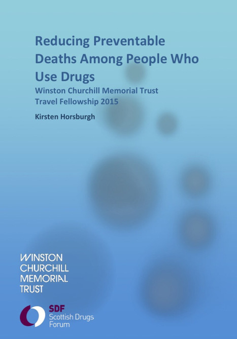 Reducing Preventable Deaths Among People Who Use Drugs: report and recommendations | Useful AOD Reports & Resources | Scoop.it