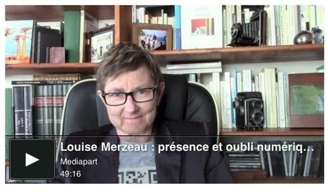 Louise Merzeau: «Il faut tisser sa présence numérique» | La formation numérique | Scoop.it