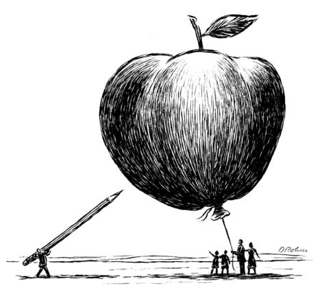 How do we stop the revolving door of new teachers? | Hoopeston Area Professional Development | Scoop.it