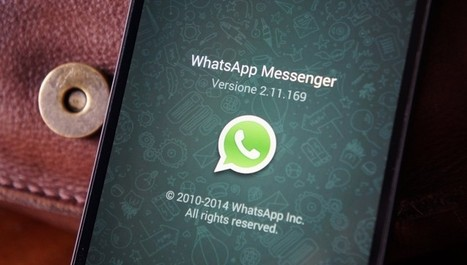 WhatsApp Suffers Second Major Outage Since Facebook Acquisition - Business 2 Community | Digital-News on Scoop.it today | Scoop.it