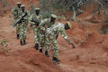 KWS | Suspected poacher gunned down in Tsavo, six elephants tusks recovered | Kruger & African Wildlife | Scoop.it