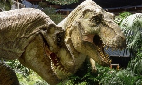 Making of T-Rex For 'Jurassic Park' | Technology | Scoop.it