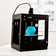 Dell bestelt 5000 3d-printers van Kickstarter | 3D and 4D PRINTING | Scoop.it