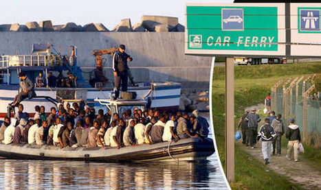 ISIS on our doorstep: Terrorists infiltrating migrant gangs in Calais on way to Britain | ''SNIPPITS'' | Scoop.it