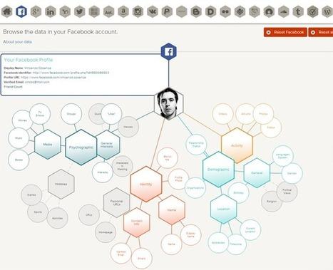 Quali dati lasciamo ai social network? | Socially | Scoop.it