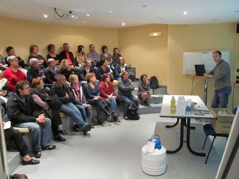 Cycle de conférences à l'Arche des métiers | Actualité Culturelle | Scoop.it